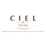 ciel・hairsalon_logo