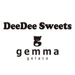 deedeesweetsgemma-raragardennagamachi_logo